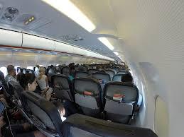 Interior Air Allegiant Air A319 San Diego Ca To Bellingham Wa U2013 Sanspotter