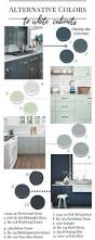 Ideas For Painted Kitchen Cabinets Best 25 Gray Kitchen Paint Ideas On Pinterest Painting Cabinets