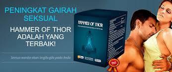 jual obat thor hammer asli distributor resmi hammer of thor asli