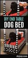 Diy End Table Dog Crate by Best 25 End Table Pet Bed Ideas On Pinterest Cheap Cat Beds