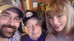 gifts for taylor swift fans taylor swift gave one of her oldest fans the best christmas surprise