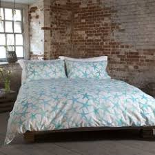 Fish Duvet Cover Patricia Rose Ditsy Floral Duvet Cover Set Aqua And Pink Floral