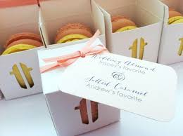 macaron wedding favors lette macarons add sweetness to your wedding day with signature