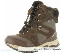 womens hiker boots canada sale hi tec fusion thermo mid wp womens hiking boots chocolate