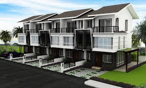modern town modern residential model homes designs residential