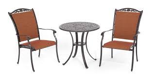 Bellagio Patio Furniture Flossy Square Cast Table Carlsbad Sling Aluminum Patio Furniture