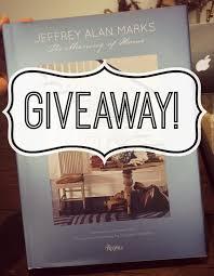 giveaway jeffrey alan marks autographed copy of