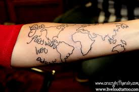 Ohio travel tattoo images Map tattoo ideas tattoo collections jpg