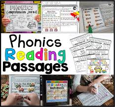 phonics based reading passages u0026 phonemic awareness