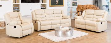 Leather Sofa Colours by Windermere Luxury Leather Recliner Sofa Suite Different