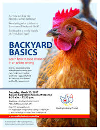 backyard chickens u2013 march 24 2018 u2013 poultry industry council