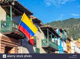 Bogota Flag Colombian Flag Stock Photos U0026 Colombian Flag Stock Images Alamy
