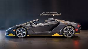 lamborghini centenario lamborghini centenario roadster arrives in beverly hills