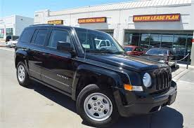 patriot jeep used 2014 used jeep patriot fwd 4dr altitude at master lease plan inc