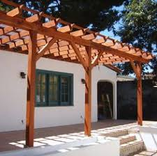 Cheap Pergola Ideas by Simple Practical Inexpensive Affordable Pergola Patio Home Ideas
