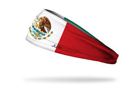 mexico flag headband u2013 junk brands