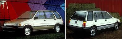 vintage honda civic curbside classic 1987 honda civic 4wd wagon shuttle u2013 the