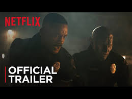 the first trailer for will smith u0027s 100 million netflix movie is