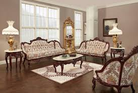 Ebay Living Room Sets by Small 9 French Provincial Living Room Furniture On Cherry Finish