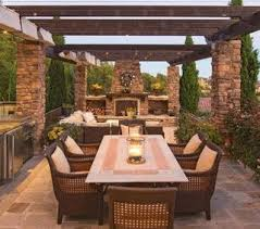 Patio 26 Outdoor Kitchens Decor Asador Chimenea Ideas Para Terrazas Patios Outdoor Kitchens