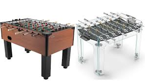 3 in one foosball table different types of foosball table top foosball tables