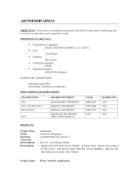 Mba Fresher Resume Sample by Fresher Resume Sample2 By Babasab Patil
