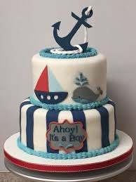 nautical baby shower cakes nautical baby shower cake cake by m cakesdecor