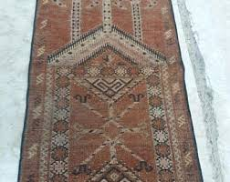 antique prayer rug etsy