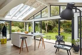 cuisine dans veranda veranda cuisine photo cuisine dans une veranda ment l aménager