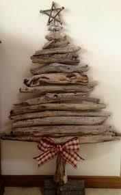 driftwood christmas tree template design