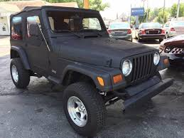 1997 jeep wrangler se 1997 jeep wrangler 2dr se 4wd suv in indianapolis in best auto llc