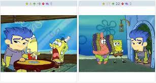 Chocolate Meme Spongebob - 612652 chocolate with nuts exploitable meme fear of a krabby