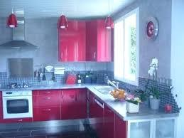 cuisine grise et deco cuisine grise et faience cuisine on decoration d