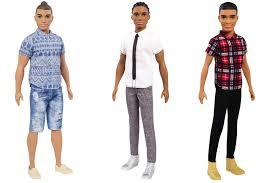 barbie launches 15 diverse ken dolls