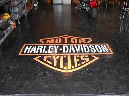 sundek of san antonio custom garage floor epoxy logo for all of