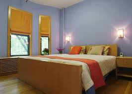 Romantic Bedroom Decorating In White And Pink Colors With Blue - Best feng shui bedroom colors