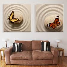 Home Decor Paintings For Sale Online Get Cheap Butterfly Paintings For Sale Aliexpress Com