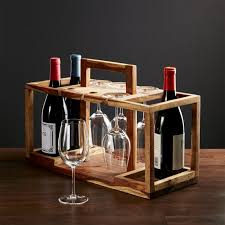 andie wine coaster crate and barrel