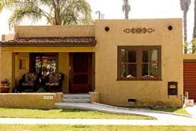 pueblo style architecture architectural styles in fullerton pueblo revival