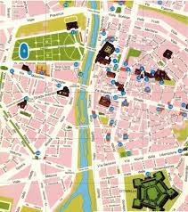Modena Map by Parma Map