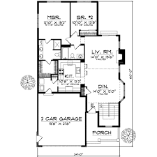 country style house plan 2 beds 2 00 baths 1348 sq ft plan 70