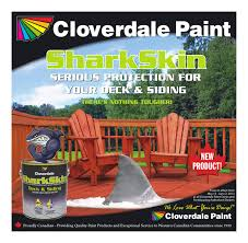 may 15th june 2nd 2013 sharkskin sale by cloverdale paint inc