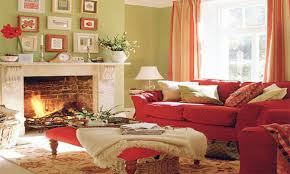 good red and green living room red and green living room