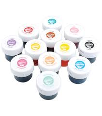 wilton icing colors 1 2 ounce 12pk assorted colors joann