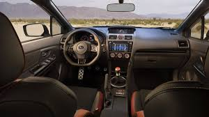 subaru impreza interior 2017 2018 subaru wrx and wrx sti coming