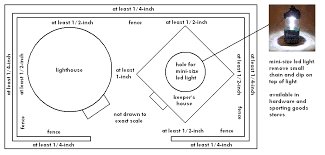 lighthouse floor plans building the shores lighthouse keeper s cottage