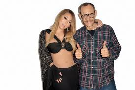 mariah carey paid a visit to terry richardson u0027s studio direkt