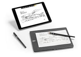 iskn the slate innovative sketch smart drawing pad