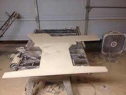 Building A Recording Studio Desk by Recording Studio Central U2022 View Topic My Diy Studio Desk Build