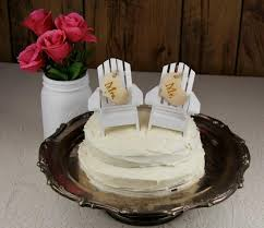 chair cake topper adirondack chair cake topper adirondack wedding chair cake